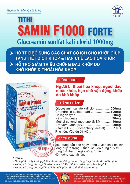 TiThi Samin F1000 Forte